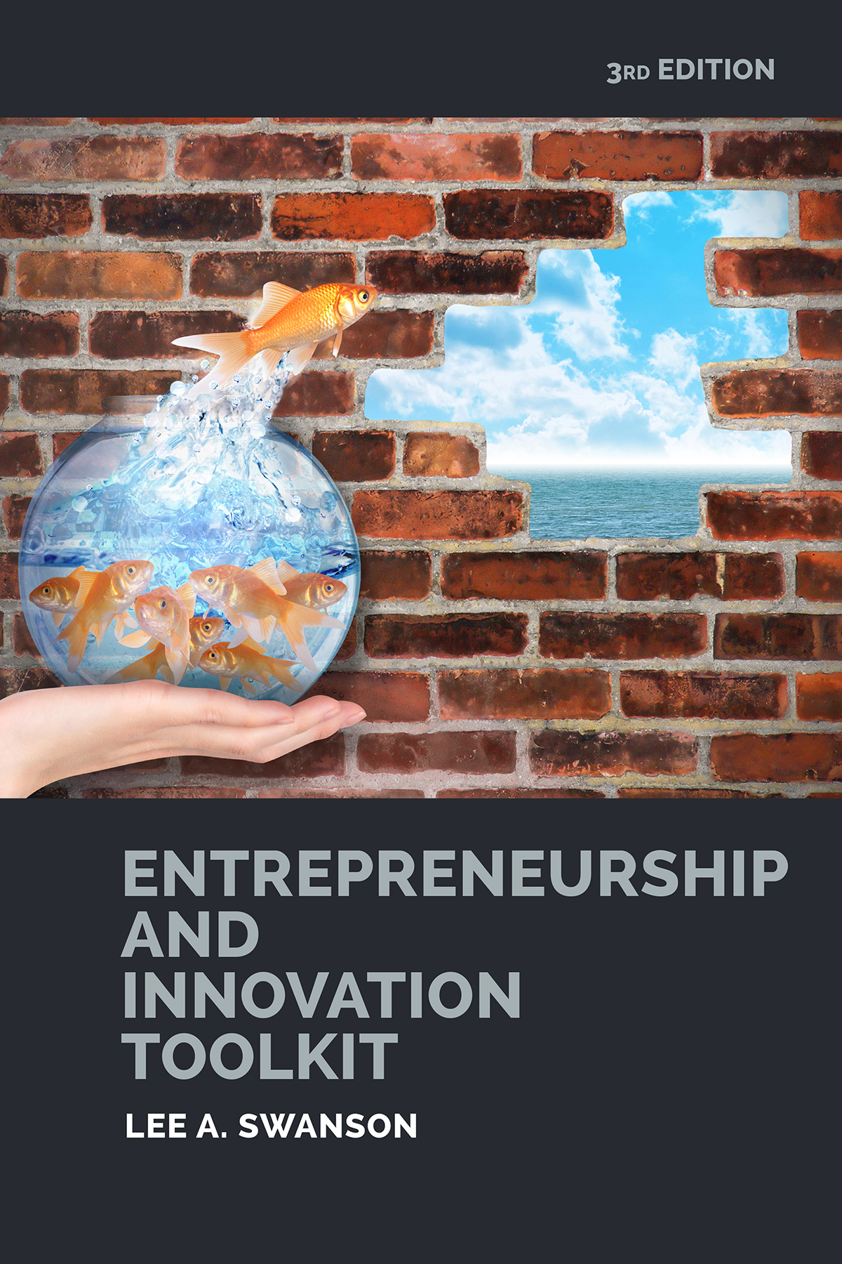 Cover image for Entrepreneurship and Innovation Toolkit