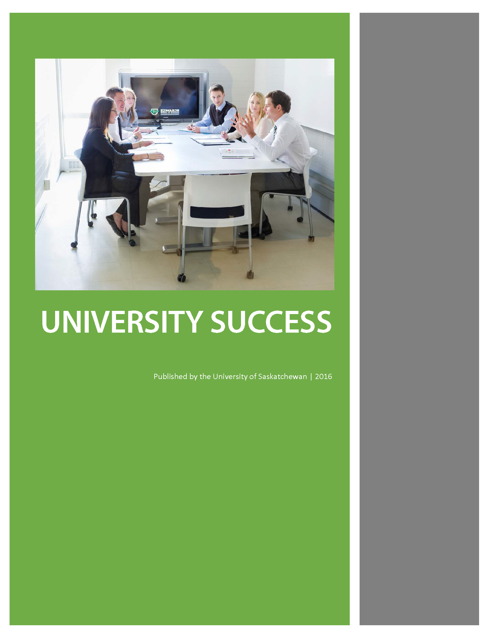 Cover image for University Success