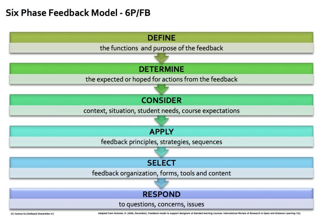 Six Phase Feedback Model
